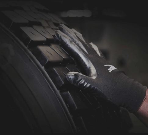 rechapage de pneus à Madagascar